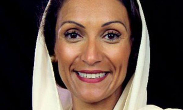 Fatimah Baeshen, Saudi Arabia's first spokeswoman