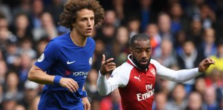 Chelsea's David Luiz is forcing a move to Arsenal