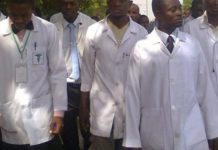 Some Nigerian doctors