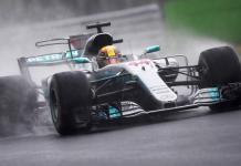 Lewis Hamilton beat Mercedes teammate Valtteri Bottas to pole position at the Italian Grand Prix