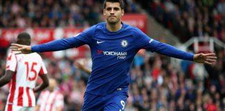 Chelsea are close to swapping Alvaro Morata for Gonzalo Higuain