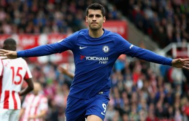 Chelsea are close to swapping Alvaro Morata for Gonzalo Higuain