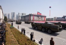 North Korea celebrates successful nuclear weapon test