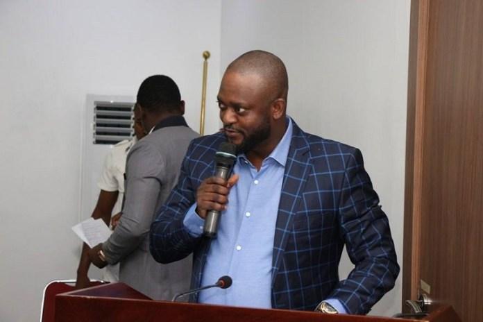 Edward Onoja has been sworn in as Kogi state deputy governor