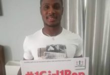 Ighalo gives full scholarship to under privileged girls