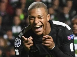 Kylian Mbappe has scored 24 goals in 28 appearances for PSG this season