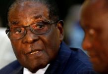 Robert Mugabe ruled Zimbabwe for 37 years