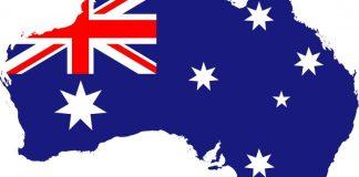 The Australia Flag