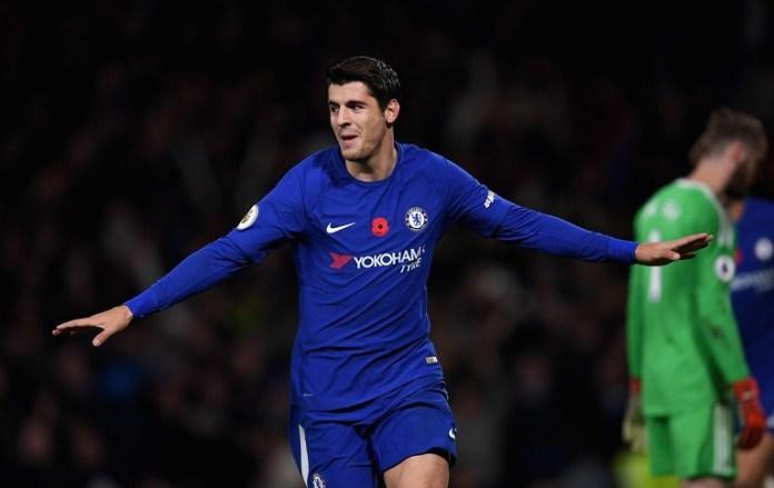 Chelsea demand AC Milan pay £62m for Spanish forward Alvaro Morata