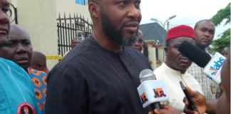 Osita Chidoka reportedly called for the dissolution of the Presidential Taskforce on coronavirus