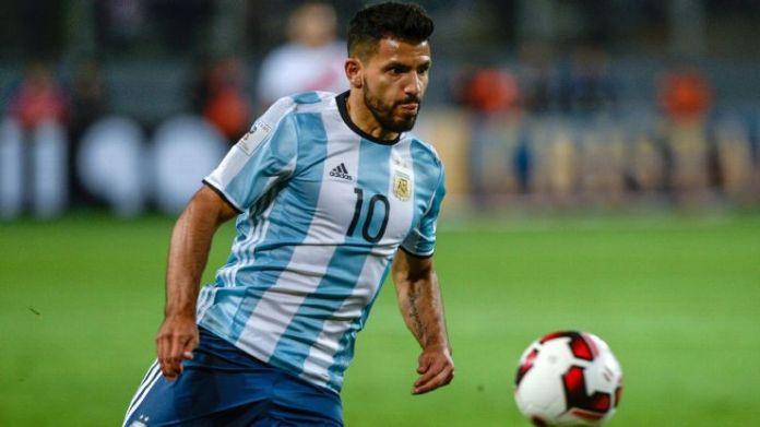 Sergio Aguero has fired Argentina into Copa America quarter-finals