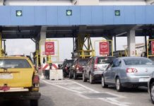FILE: Lekki toll gate on Lagos Island