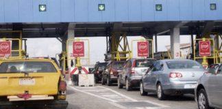 FILE: Lekki toll gate on Lagos Island