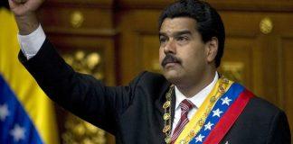 US has charged Venezuela President Nicolas Maduro with drug crimes