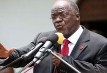 President Magufuli is nicknamed 'the Bulldozer