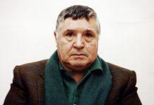 Mafia boss, Salvatore 'Toto' Riina