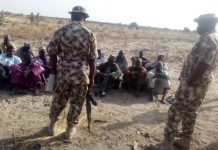 FILE PHOTO: Nigerian military have killed 11 terrorists kidnappers