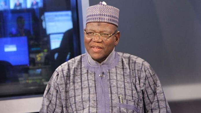 Former Jigawa governor, Sule Lamido says Chief Olusegun Obasanjo is not his godfather