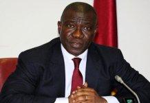 Former deputy Senate President Ike Ekweremadu