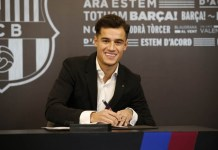 Philippe Coutinho signed a five and the half year deal with Barcelona