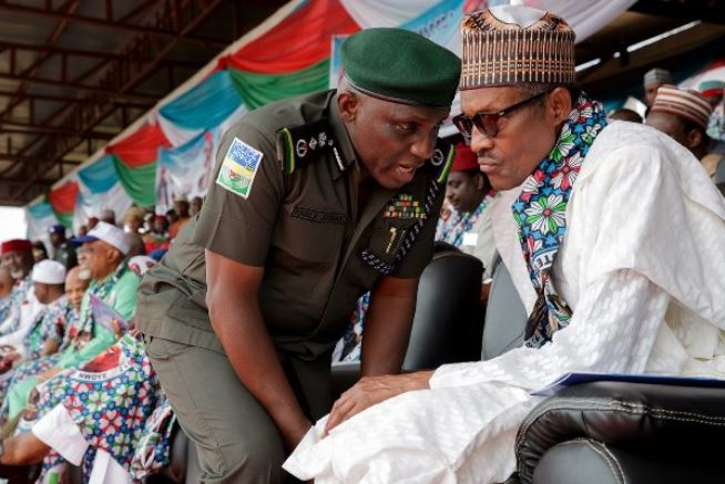 Ondo Assembly lawmakers have called on President Muhammadu Buhari and IGP to save them from terror
