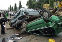 FILE: 10 people have in a road accident on Kano-Kaduna road