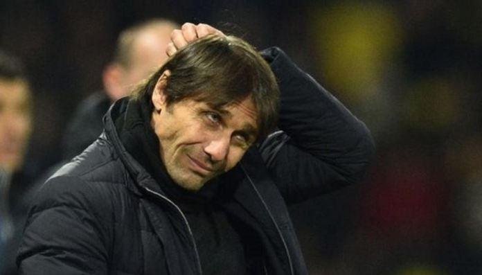 Antonio Conte was sacked by Chelsea last season
