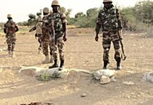 A Nigerian soldier killed three of his colleagues in Borno Katsina