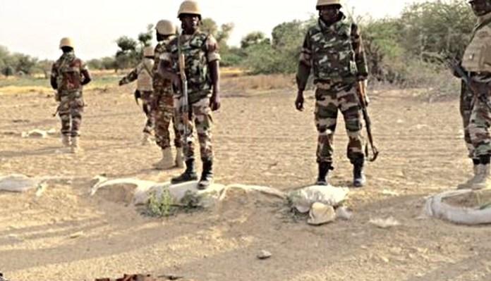 A Nigerian soldier killed three of his colleagues in Borno Katsina