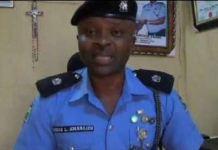 Police spokesman in Enugu SP Ebere Amaraizu