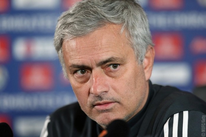 Jose Mourinho's Tottenham are yet to beat Manchester United DStv