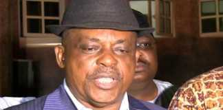 Uche Secondus, national chairman of PDP