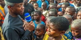 Vice President Yemi Osinbajo says President Buhari's government is about the common man