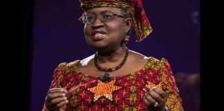 Former Finance Minsiter, Dr Ngozi Okonjo-Iweala