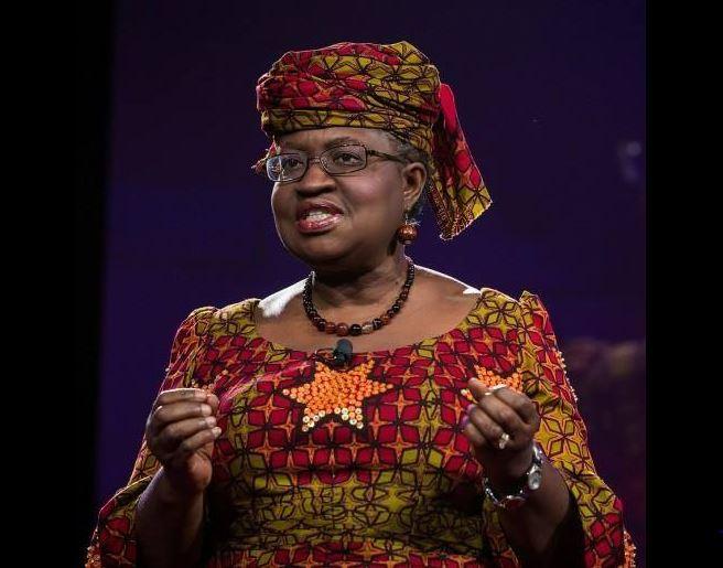 Former Finance Minsiter, Dr Ngozi Okonjo-Iweala