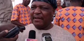 Former Taraba governor Jolly Nyame was fined N495m for misappropriating state funds