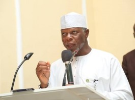 Comptroller General of the Nigeria Customs Service, Col. Hameed Ali (retd)
