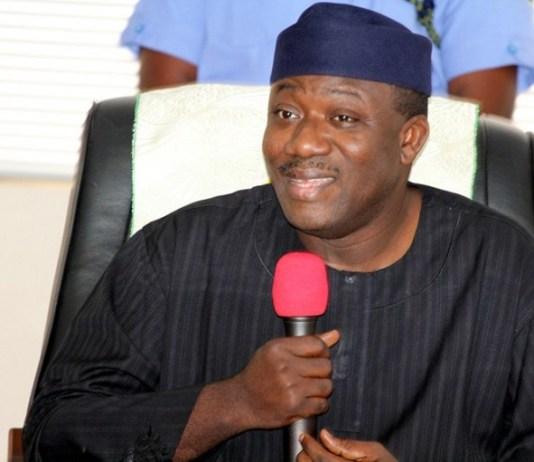 Governor Kayode Fayemi of Ekiti is in self quarantine after testing positive for coronavirus