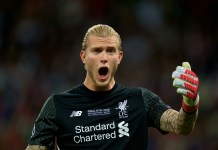 Loris Karius has received death threats online and police are investigating it