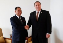 Mike Pompeo met with North Korea's Kim Yong-Chol and is confident that Trump-Kim talks will happen