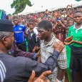 FILE: Vice President Yemi Osinbajo visited Abegana, Daudu Gbajimba, NKST communities