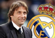 Real Madrid could offer Antonio Conte the opportunity to replace Zinedine Zidane at the Bernabeu
