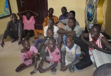Rapid Response Squad undercover officers have arrested seven barons for importing children living with disabilities to Lagos