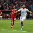 Diego Costa scores again as Spain beat Iran 1-0