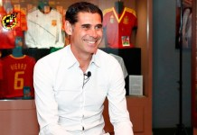 Fernando Hierro to lead Spain to 2018 World Cup