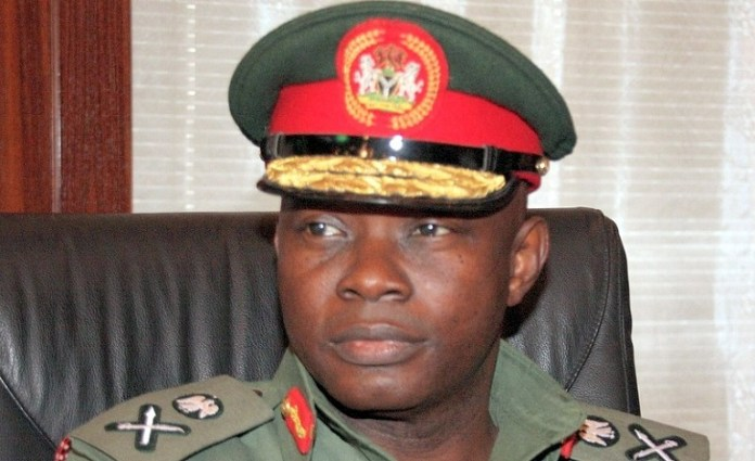 General Abayomi Gabriel Olonisakin, Chief of Defence Staff has assured of oil pipelines safety