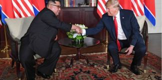 Trump Kim Summit: Donald Trump and Kim Jong-un became the first sitting US president and North Korean leader to meet
