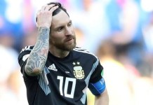 Lionel Messi missed a penalty as Argentina drew Iceland in their first group match