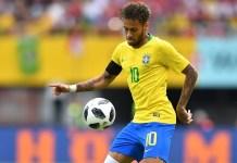 Neymar scored a beauty as Brazil routinely beat Austria 3-0