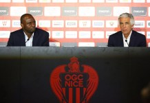 Patrick Vieira explains why he joined Nice from New York City